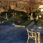 Minigolf in Amadores. A very short walk from the beach!