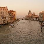 Grand Canal, evening light
