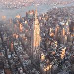 New york vue de haut