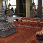 Temple Court-Reception