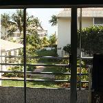 Sanibel Siesta view from unit to beach
