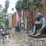Medellin street scene