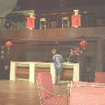 Astorius  Hotel lobby