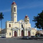Cienfuegos, the Cathedral