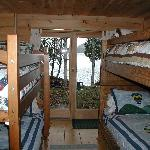 lower floor bunk beds
