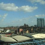 View over Waterloo Station