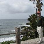 Above Swamis Beach