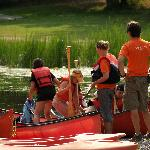 canoe trip to turtle island----kid's club