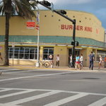 Foto de Burger King Miami Beach