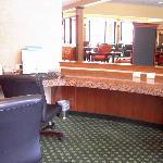 lobby/ business area