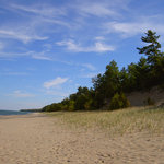 Miles of beautiful dunes and beaches