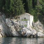 Little Church from boat rental trip