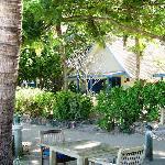 Bure #12 - seen from Beachbar
