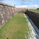 Fort George - Outer Ditch