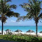 Grace Bay - Provo from Bay Bistro at Sibonne