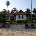 Notre Cottage Front de Mer