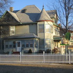 Aunt Betty's Bed & Breakfast is a former family home
