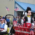 Wrangell is a great on the 4th of July