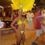 Festivités au Barcelo Colonial