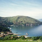 Vista desde el Hotel Portogalo - ANGRA DOS REIS