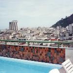 Piscina Hotel Benidorm Palace  - RIO JANEIRO
