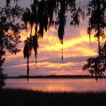 Beautiful Jekyll Sunsets at the Bay