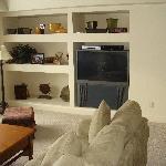 Upstairs Hi Def TV