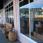 Exterior of Big 3 Diner