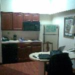 Small Kitchen Area