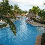 fantastically large pool