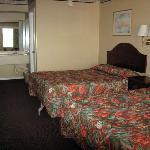 hotel room 108