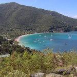 Cane Garden Bay-Caribbean