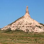 Chimney Rock or 'Elks [-]' to the ruthlessly exploited Native Americans