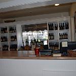 Tasting Bar at Blackstone