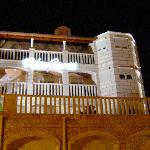 Villa Curic by night