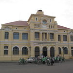 Phnom Penh - Post Office