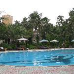The Beach Resort, pool
