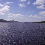 Beautiful Lough Gill viewed from Parkes Castle