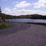 View of Lough Gill on the Road to Parkes Castle