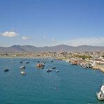 La Serena: su puerto en Coquimbo