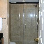 our very nice shower!
