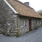 Michael Cusack's old home.