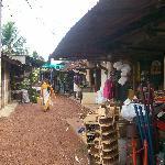 Chapakullam village