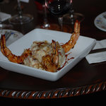 Prawns at the Wincheser Inn
