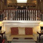 Augusta Marriott - inside hotel lobby