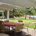 La Veranda - La Domaine Restaurant
