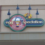 Outside of Eggspectations