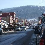 Main Street, Park City - 5 minutes from Deer Valley by free bus