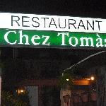 Chez Tomas Restaurant