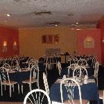 The Hotel Restaurant. 3/08